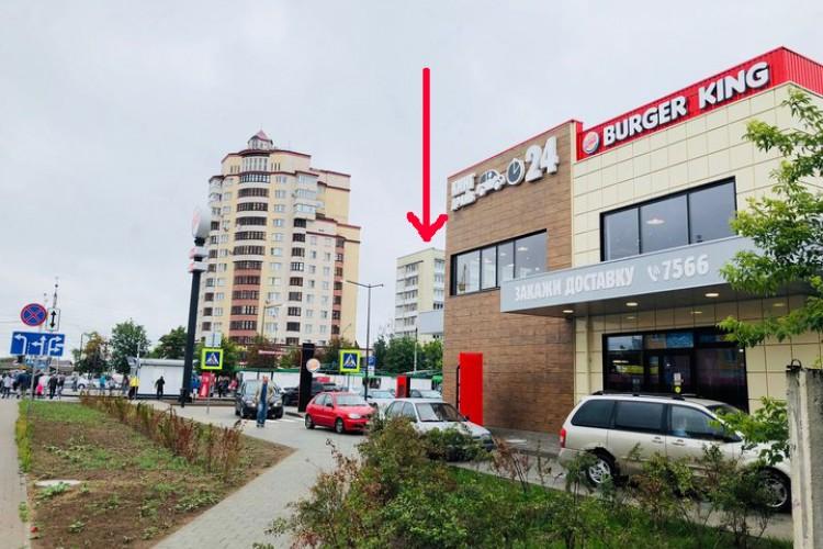 квартира на сутки, Могилёв, Пушкинский пр. 18