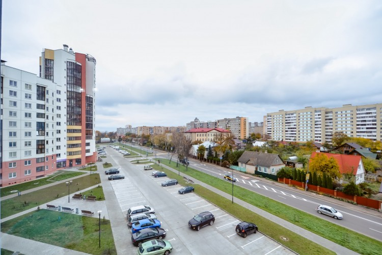 квартира на сутки, Гродно, Пролетарская ул. 2А