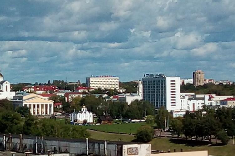 квартира на сутки, Витебск, Генерала Белобородова ул. 1Д