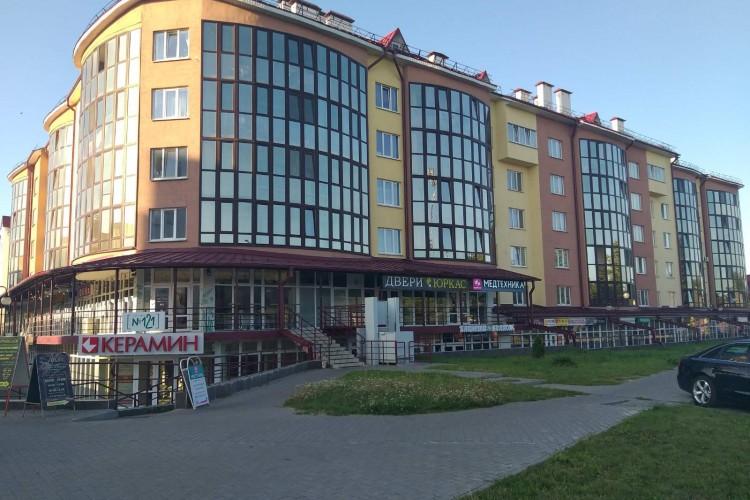 квартира на сутки, Пинск, Первомайская ул. 55