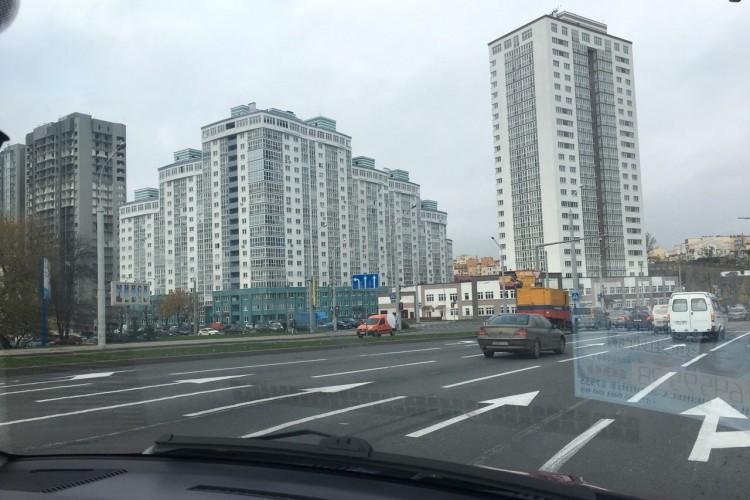квартира на сутки, Минск, Репина ул. 4