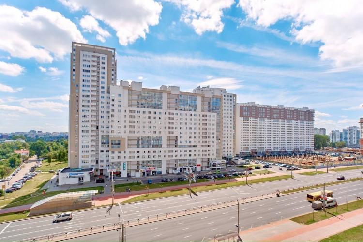 квартира на сутки, Минск, Дзержинского пр. 11