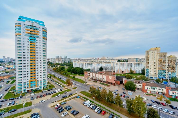 квартира на сутки, Минск, Дзержинского пр. 84