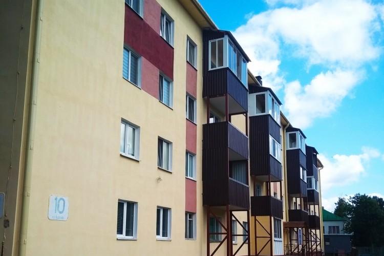 квартира на сутки, Солигорск, Козлова ул. 10
