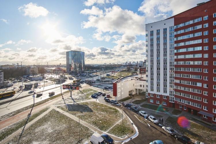 квартира на сутки, Минск, Гурского ул. 45