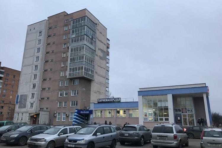 квартира на сутки, Могилёв, Непокоренных бул. 37Б