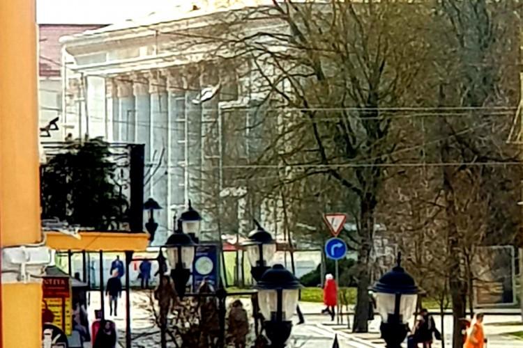 квартира на сутки, Гродно, Советская ул. 13