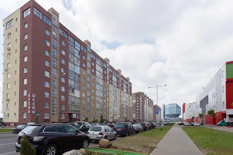 квартира на сутки, Минск, Мстиславца Петра ул. 24