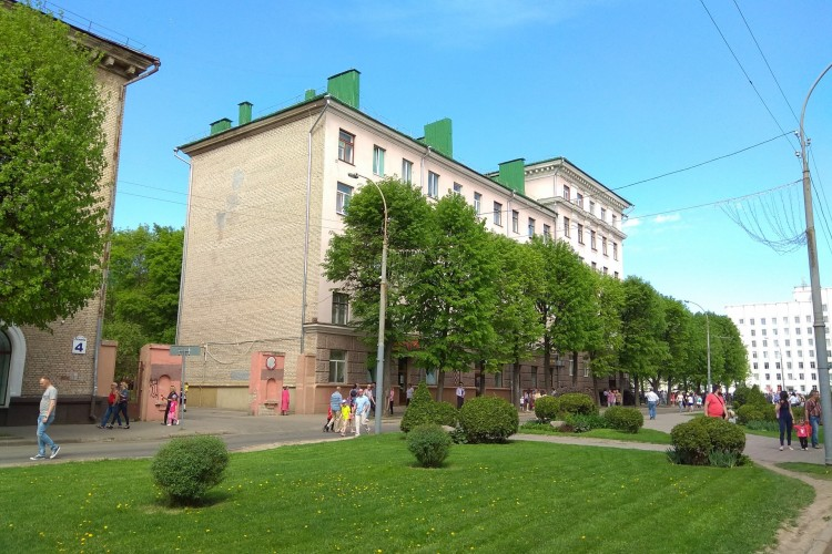 квартира на сутки, Могилёв, Мира пр. 41