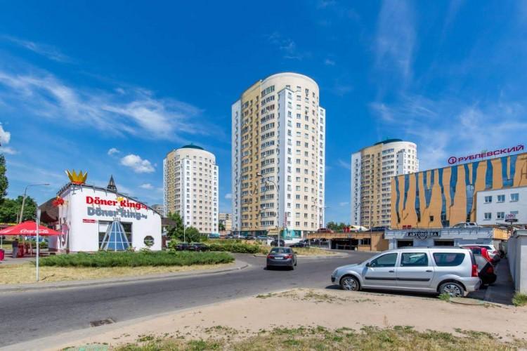 квартира на сутки, Минск, Ольшевского ул. 1А