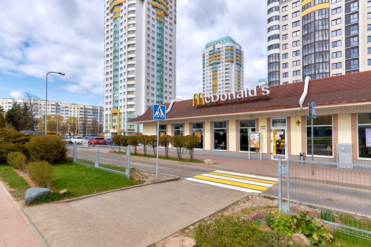 "квартира на сутки, Минск, Газеты ""Правда"" пр. 16"