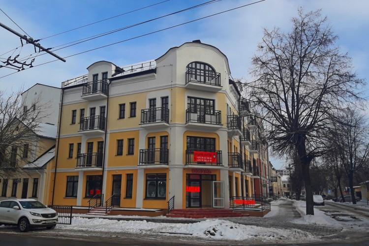квартира на сутки, Брест, Советская ул. 105