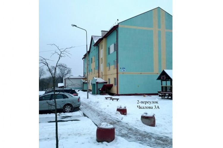 квартира на сутки, Молодечно, 2-й Чкалова пер. 3А