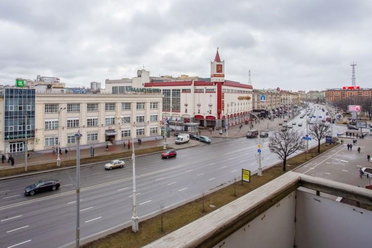 квартира на сутки, Минск, Независимости пр. 53
