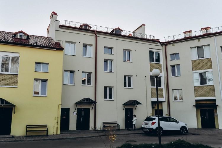 квартира на сутки, Пинск, Ровецкая ул. 8