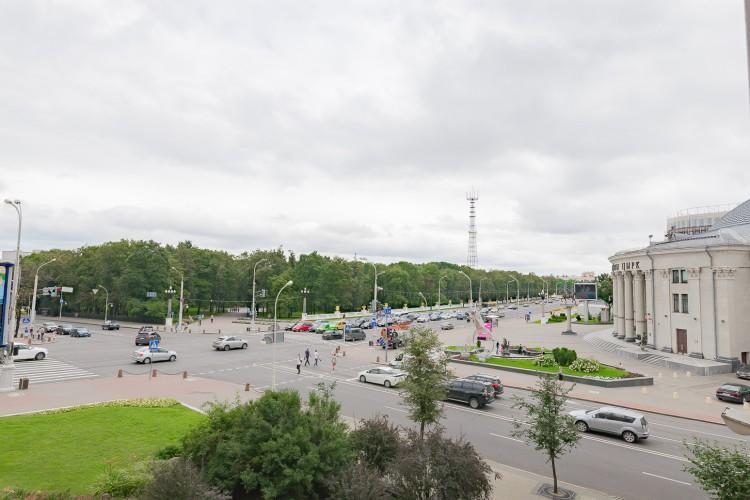 квартира на сутки, Минск, Независимости пр. 30