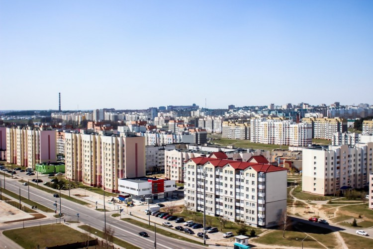 квартира на сутки, Гродно, Кремко ул. 2