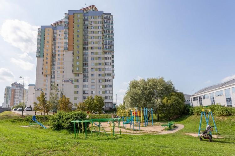 квартира на сутки, Минск, Радужная ул. 19