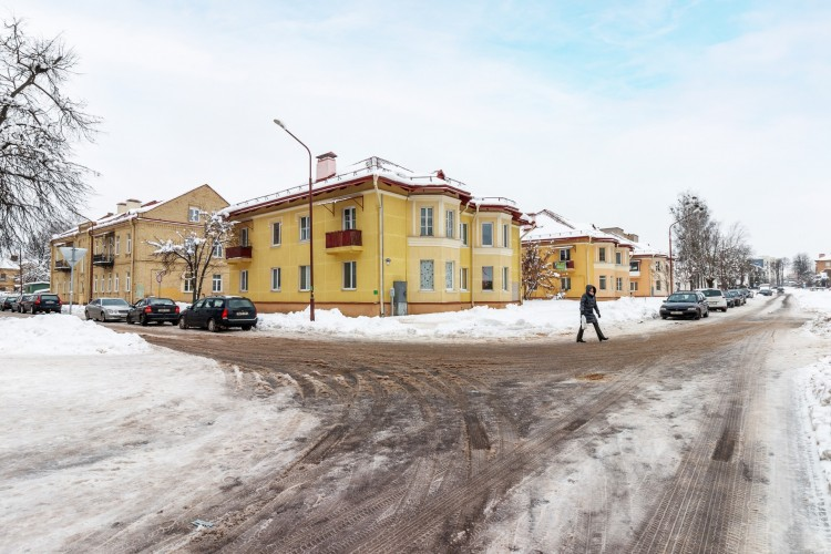 квартира на сутки, Гродно, Волковича ул. 6