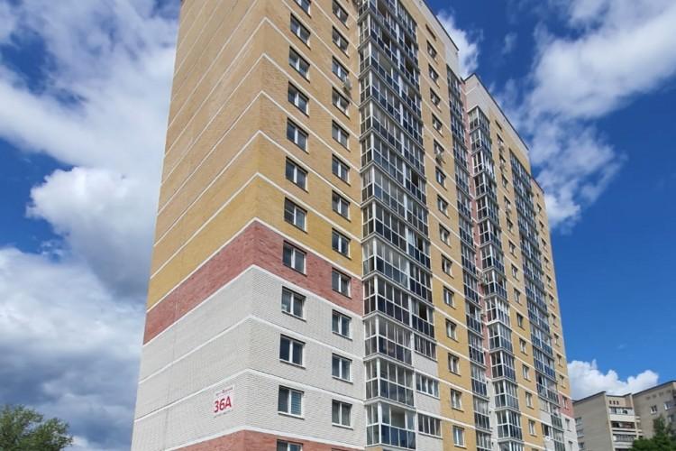 квартира на сутки, Витебск, Фрунзе пр. 36А