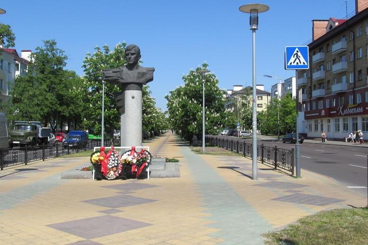 квартира на сутки, Брест, Космонавтов бул. 64
