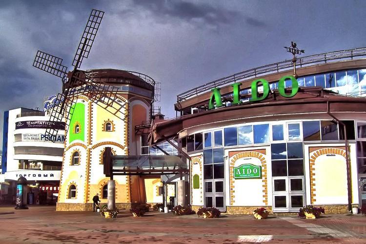 квартира на сутки, Минск, Хоружей Веры ул. 14