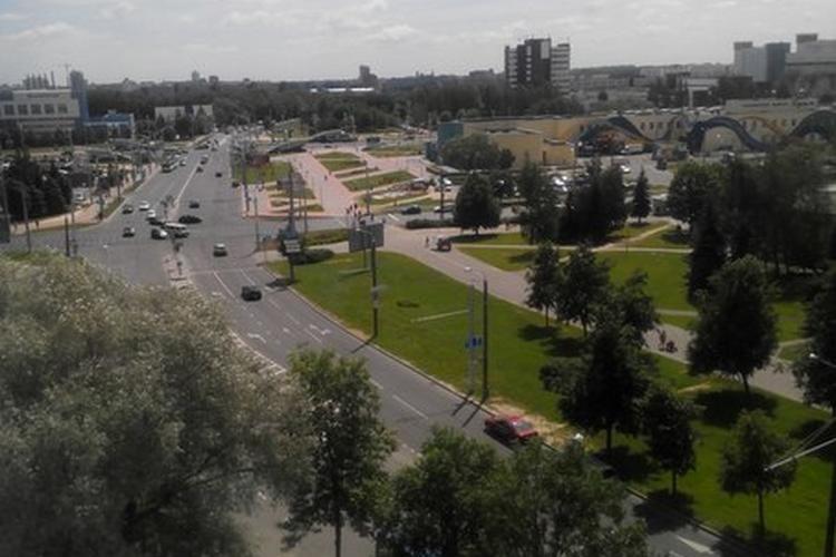 "квартира на сутки, Минск, Газеты ""Правда"" пр. 22"