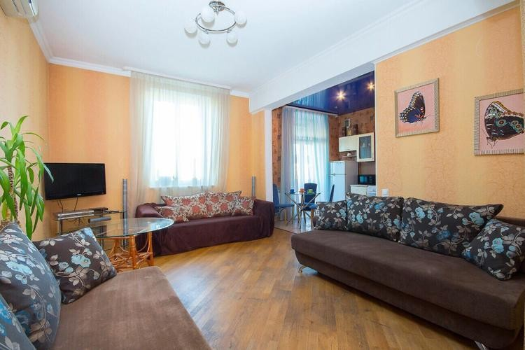 квартира на сутки, Минск, Городской Вал ул. 8