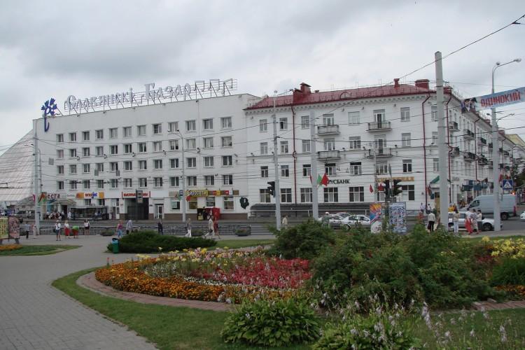 квартира на сутки, Витебск, Замковая ул. 21