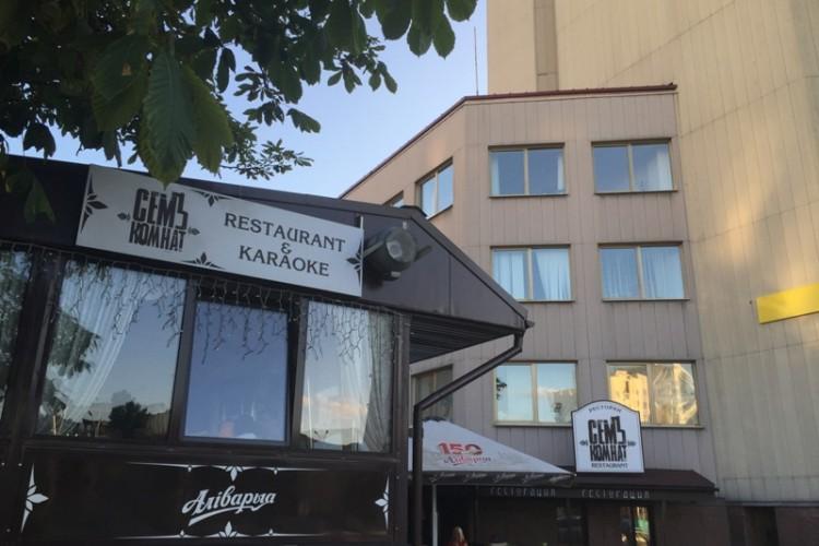 квартира на сутки, Минск, Богдановича Максима ул. 52