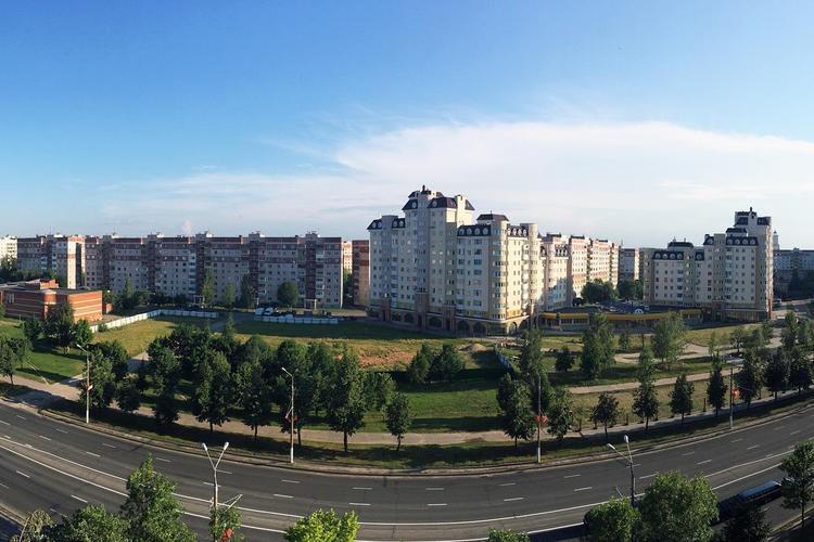 квартира на сутки, Витебск, Строителей пр. 8