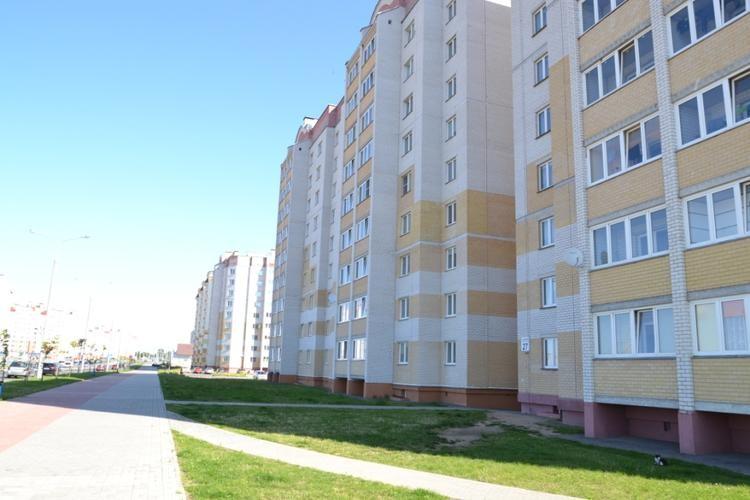 квартира на сутки, Барановичи, Домейко ул. 25