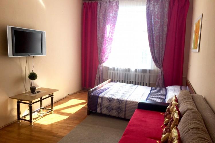 квартира на сутки, Минск, Красная ул. 20