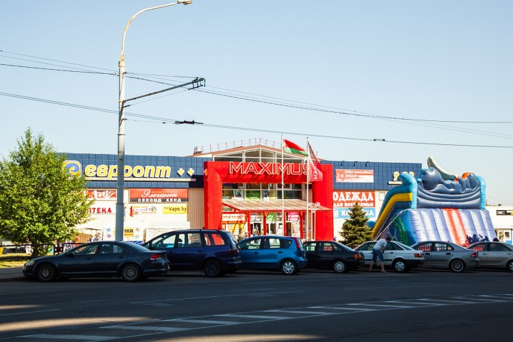квартира на сутки, Минск, Рафиева ул. 81