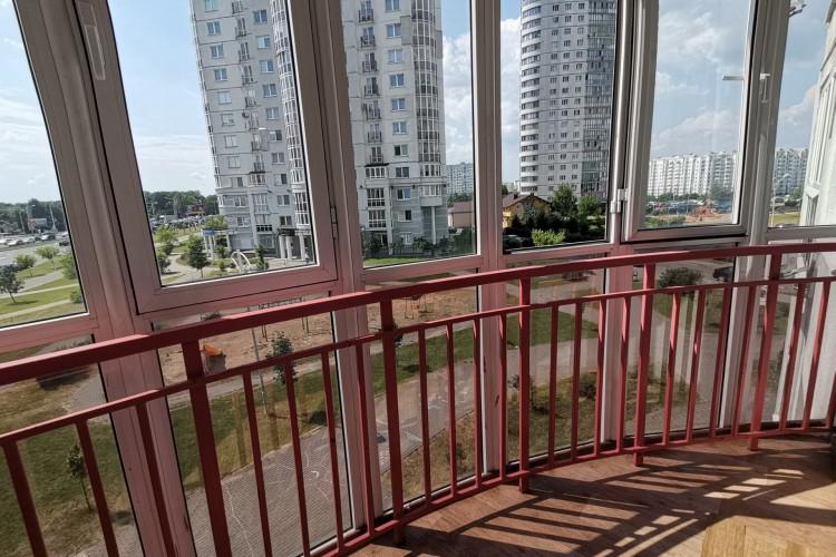 квартира на сутки, Минск, Притыцкого ул. 158