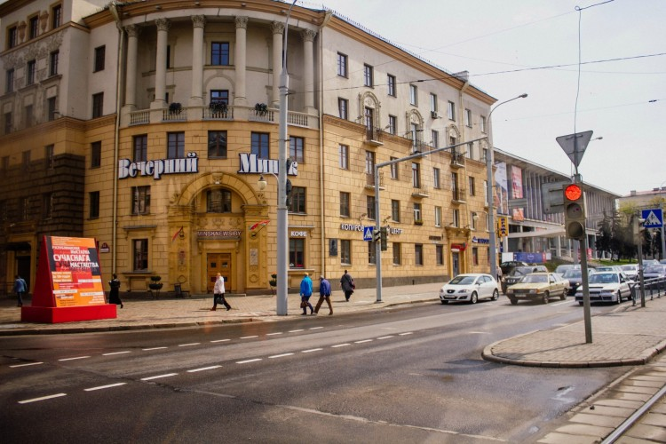 квартира на сутки, Минск, Независимости пр. 44