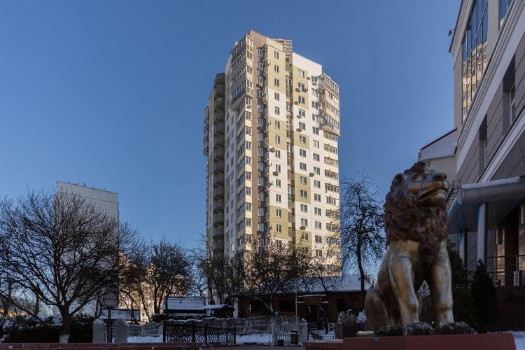 квартира на сутки, Минск, Машерова пр. 43