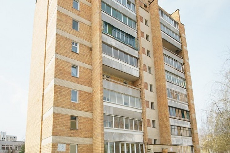 квартира на сутки, Солигорск, Шахтеров бул. 16