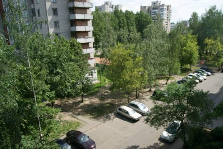 квартира на сутки, Витебск, Чкалова ул. 7