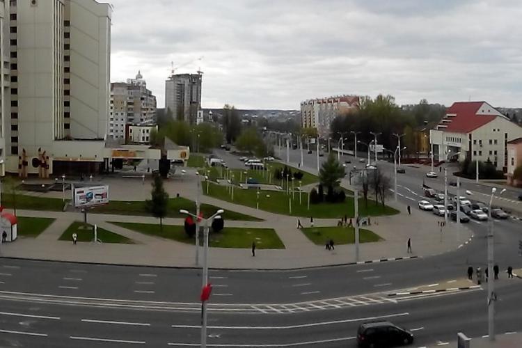 квартира на сутки, Витебск, Строителей пр. 2