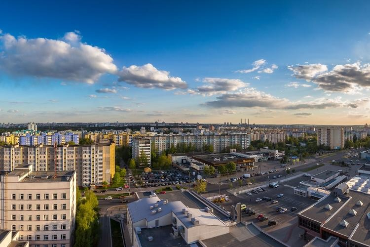 квартира на сутки, Минск, Притыцкого ул. 77