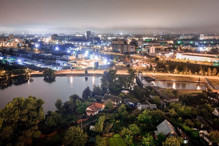 квартира на сутки, Минск, Денисовская ул. 51