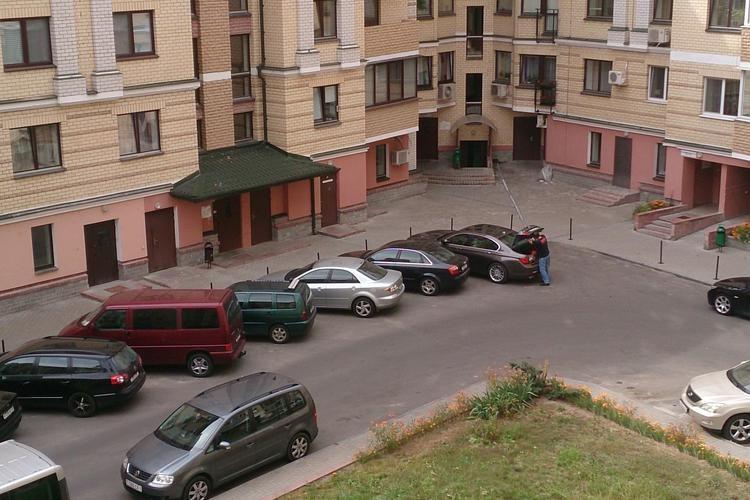 квартира на сутки, Брест, Маяковского ул. 19/3 (Советская, 41)