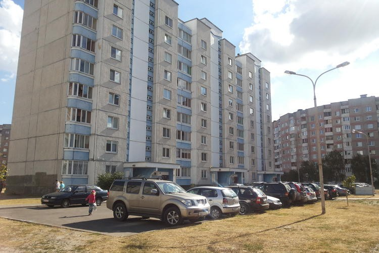 квартира на сутки, Брест, Луцкая ул. 6 к. 1