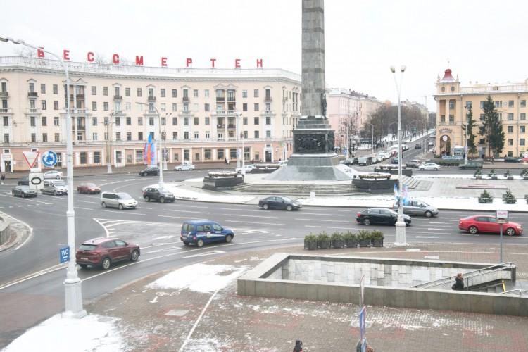 квартира на сутки, Минск, Независимости пр. 35