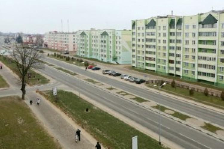 квартира на сутки, Жлобин, Барташова ул. 13